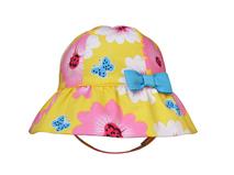 凯维帽业-儿童帽女童时尚遮阳帽定做-RM012