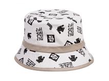 凯维帽业-全棉小童帽水桶帽印花定做-RM014