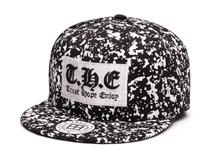 凯维帽业-雪花平板帽定做加工-PJ021