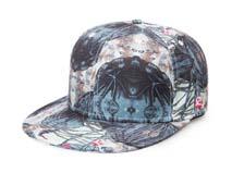 凯维帽业-二次元平板帽定做-PM048