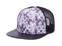 凯维帽业-新款透气嘻哈帽 网帽定做-PT051
