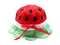 凯维帽业-可爱水果西瓜太阳帽儿童定做-RM031