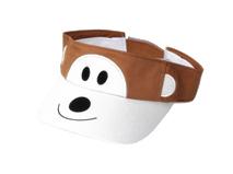 凯维帽业-儿童小狗可爱空顶帽定做-RM033