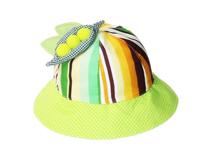 凯维帽业-儿童小豌豆户外遮阳帽定做-RM039