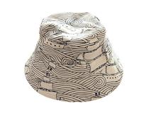 凯维帽业-儿童户外海盗船长边帽 -RM043