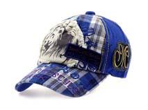 凯维帽业-儿童洗水做旧棒球帽定做 -BM068