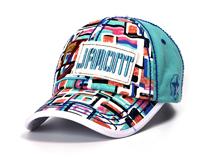 凯维帽业-艺术涂鸦儿童棒球帽 -BM069