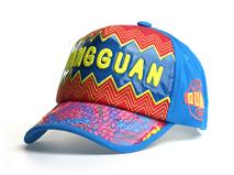 凯维帽业-新款撞色拼接棒球帽定做-BM072