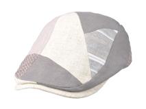 凯维帽业-新款撞色拼接鸭舌帽 急帽定做 -EM036