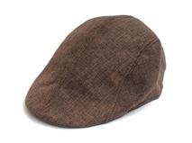 凯维帽业-纯色简约鸭舌帽 老人帽定做-EM050