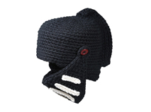 凯维帽业-2015新款保暖针织帽定做 -ZM047