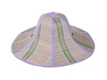 凯维帽业-设计款可折叠草帽定做-CZ044