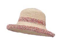 凯维帽业-2015新款拼色时装沙滩草帽定做 女款-CZ051