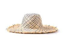 凯维帽业-做旧混色草编大檐沙滩遮阳草帽定做-CZ062