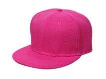 凯维帽业-纯色简约户外运动棒球帽 平板帽 春夏生产订做-PJ079