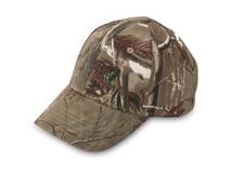 凯维帽业-仿生森林迷彩户外丛林运动六页棒球帽 鸭舌帽 订制-BM075