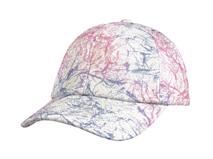 黑白视频体育直播- 女士时尚炫彩时装鸭舌帽 棒球帽  春夏 新款 订做-BM076
