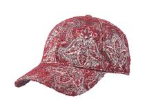 黑白视频体育直播-设计款 时尚潮流女士时装六页棒球运动帽 秋冬订做 -BM083