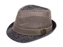 凯维帽业-春夏透气爵士帽定型帽定做-DT052