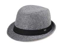凯维帽业-男女秋冬爵士帽 礼帽定做-DW038