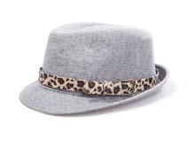 黑白视频体育直播-羊毛简约定型礼帽定做-DW039
