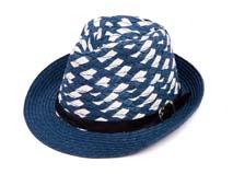 凯维帽业-韩版拼色时尚定型帽 -DZ046
