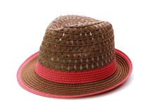 凯维帽业-透气镂空欧美风定型草帽 外贸出口定做定制 春夏 男女款 -CZ074