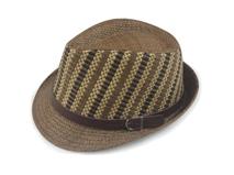 黑白视频体育直播-男女款春夏户外遮阳定型草帽订做定制 21年制帽经验 -CZ083