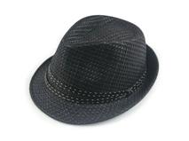 黑白视频体育直播-欧美风定型草帽 外贸出口加工订制定做 春夏遮阳帽 -CZ087