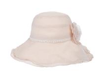 凯维帽业-纯色女士渔夫桶帽 盆帽 12年诚信通 夏季遮阳边帽 -YM121