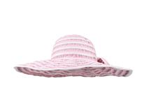 凯维帽业-超大边女士夏季遮阳帽 蝴蝶结 沙滩遮阳渔夫帽定做定制-YM123