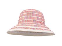 凯维帽业-拼色条纹女士渔夫帽 夏季遮阳 外贸ODM专业出口定做 -YM124