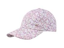 凯维帽业-女士夏季帽子 碎花六页时装棒球帽 时尚潮流 广州定制 -BM123