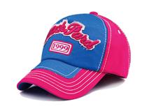 凯维帽业-撞色拼接绣花棒球帽OEM定做 2015新款 韩版时尚潮流-BM128