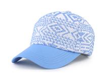凯维帽业-外贸出口加工定制韩版小清新款六页时装棒球帽 女士-BM129