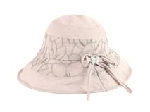 凯维帽业-女士渔夫帽订制加工 蝴蝶结 纯色 印花 21年制帽经验-YM127