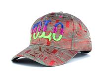 凯维帽业-夏季新款3D绣花韩版时尚潮流棒球帽订制定做 广州帽厂-BM158