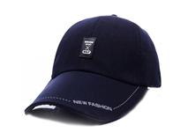 凯维帽业-外贸出口加工订制纯色简约运动棒球帽 男女款 春夏-BM171