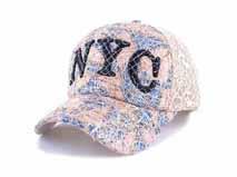 凯维帽业-2015夏季韩版新款绣花时装棒球帽 工厂专业订制 -BM177