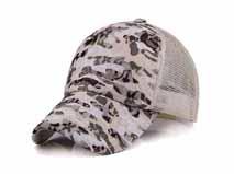 凯维帽业-夏季印花网布透气棒球帽定做加工 21年制帽经验-BT174