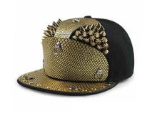 凯维帽业-新款柳丁时尚平板帽 12年诚信通 广州帽厂订做 春夏-PJ100