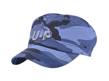 凯维帽业-3D绣花字母平顶帽 春夏 迷彩 21年制帽经验 广州帽厂 -JM073