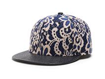 凯维帽业-2015新款时尚潮流印花六页平板帽 工厂ODM加工定做-PT092