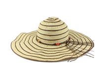 凯维帽业-简约易携带可折叠大边沙滩遮阳渔夫帽定制加工 夏季-YM134