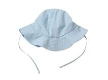 凯维帽业-全棉纯色简约遮阳渔夫边帽 YM144