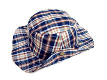 凯维帽业-格子渔夫遮阳帽YM145