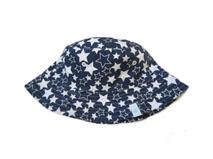 凯维帽业-星星印花户外遮阳桶帽 春夏渔夫帽YM148