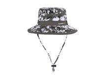 凯维帽业-新款迷彩印花户外遮阳渔夫帽订制定做YM150