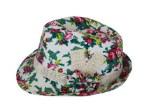 凯维帽业-春夏遮阳定型帽订制加工 DM068