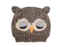 凯维帽业-儿童可爱老鹰针织帽定做RM095